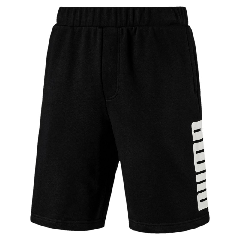958e55028 REBEL SWEAT SHORTS Bermuda Puma algodón CRO.
