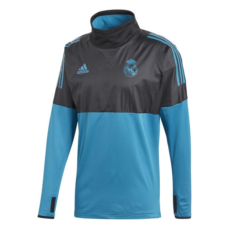 09a3c949e1f54 REAL EU HYB TOP Sudadera Adidas Real madrid hombre