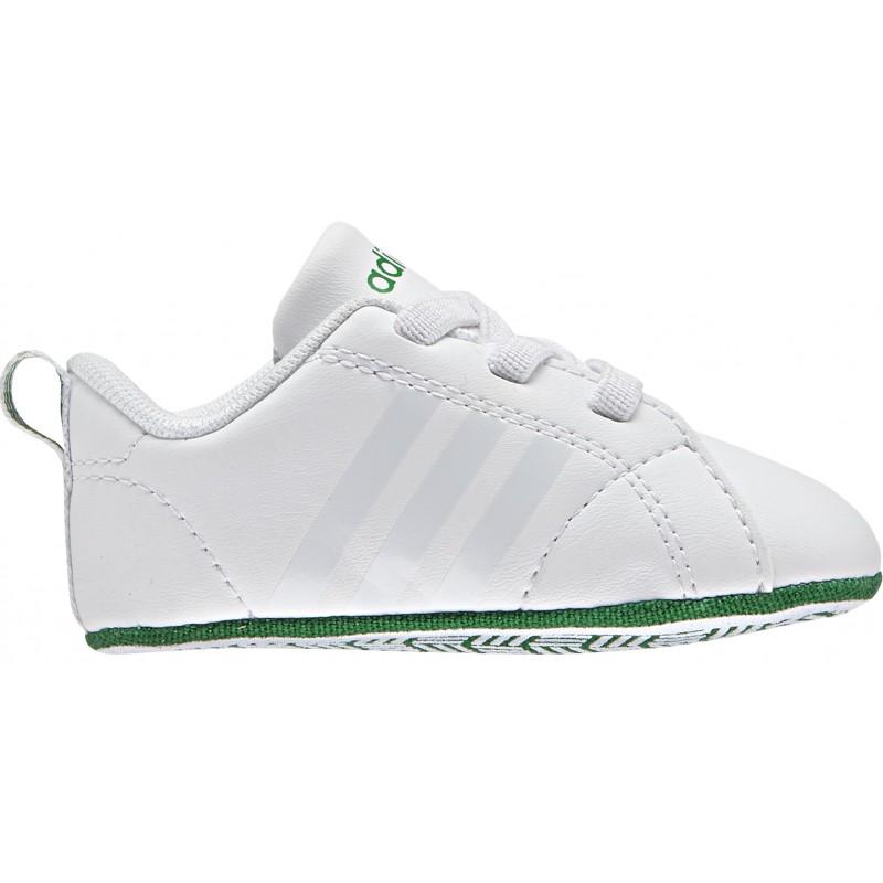 nueva especiales precio razonable nueva especiales VS ADVANTAGE CRIB (blanco/verde) Zapatilla Adidas bebe