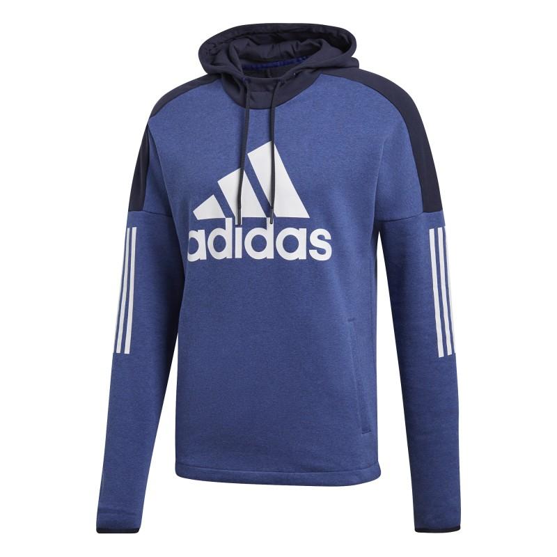 M SID LGO PO FL Sudadera Adidas hombre