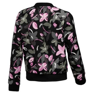 5521eb349 Sudadera chaqueta Puma clásica. Confeccionada en poliester algodón.