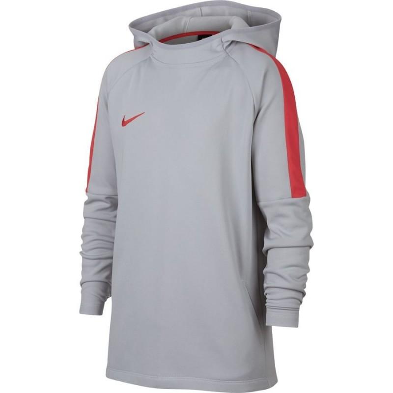 new style 217d7 90197 DRY ACADEMY FOOTBALL HOODIE Sudadera Nike niño