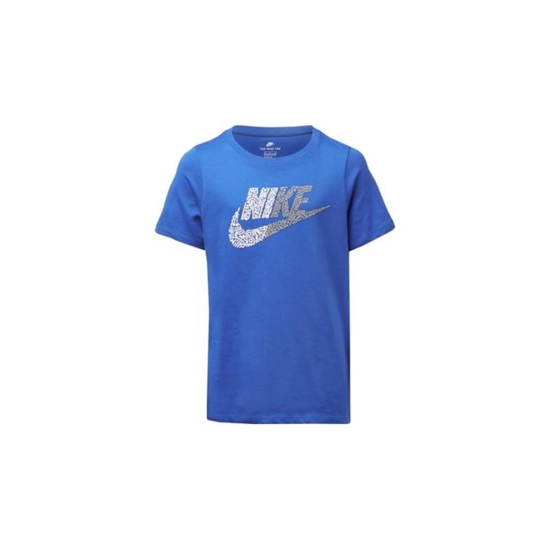 Tee Nike Niño Nsw Half Futura Camiseta WeED9Y2IbH