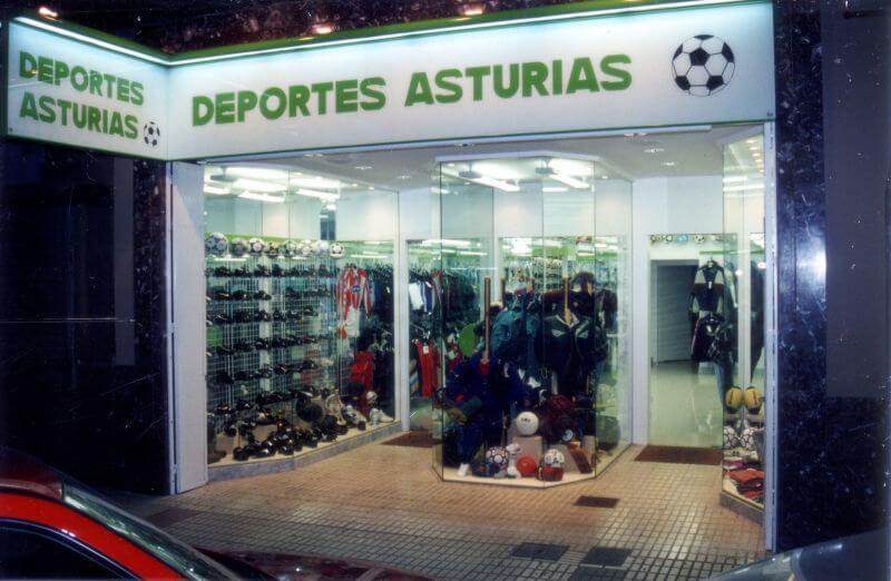 Tercera tienda 1993