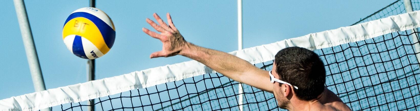 Redes deportivas a medida. Volleyball